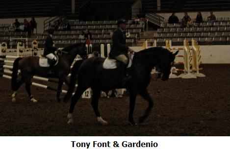 Tony Font and Gardenio